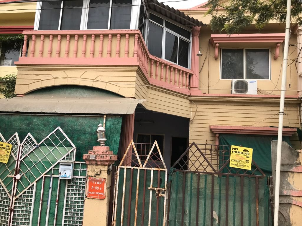 Duplex house in Bhopal – 3 Bhk Duplex house for sale in Bhopal , palace orchard Phase 1  Kolar road
