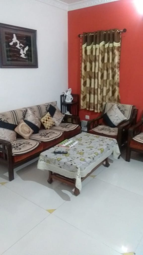 Property in Bhopal -3bhk flat for sale in bhopal ,hoshangabad  road near by hermitage  area 1592 sqft semifurnished  6th floor covered campus  Rs. 60 lacs Vinod bhargav